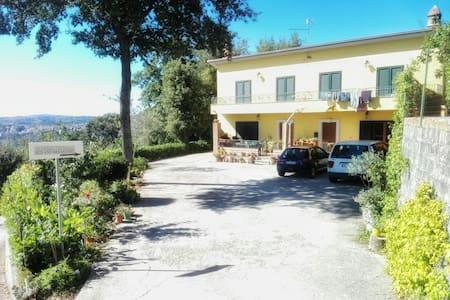 Relax ideale nel verde Sannio - Campania, IT