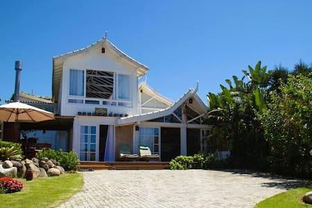 Praia do Rosa, um lugar espetacular - Casa