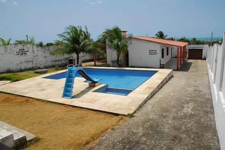 Casa de Praia Tabuba