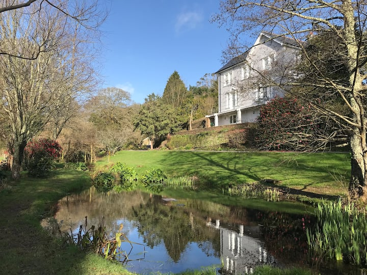 The Garden Rooms at Lower Coombe Royal
