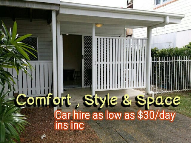Beautiful modern one bed apartment  - Cairns - Apartamento
