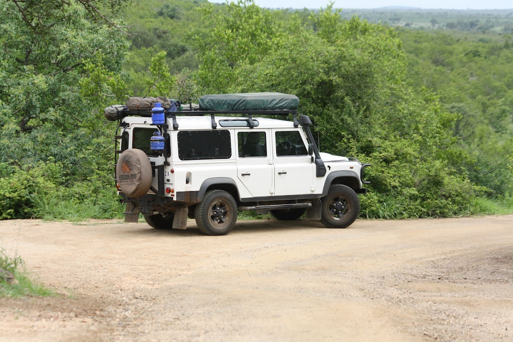 Take in the Kruger