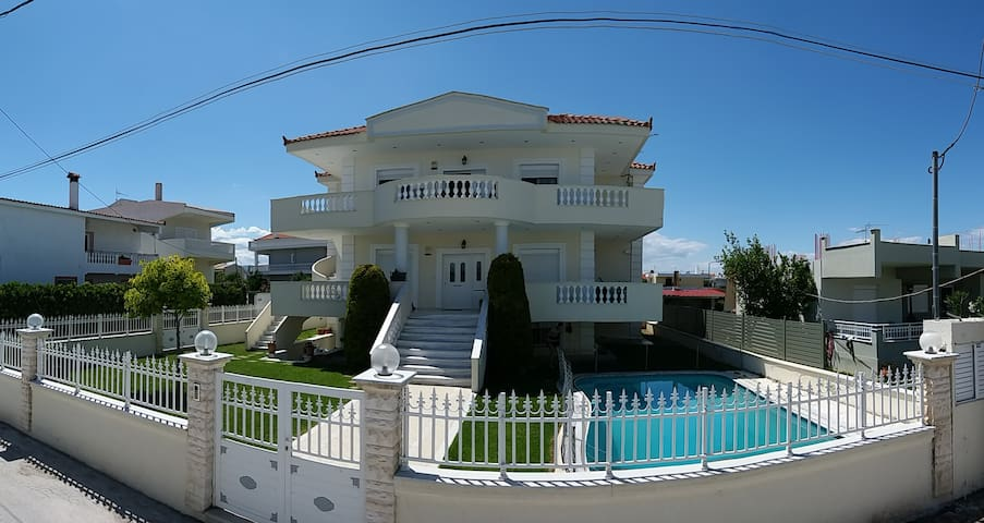 Seaside Villa (Apartment 1)