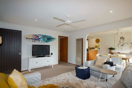 Cosy,comfy & stylish Lonnie Pad - Point Lonsdale