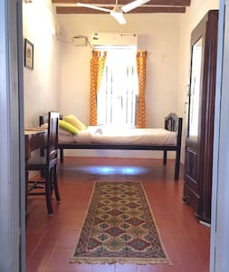 The House of Blue Mangoes -Room Kavya (Unattached) - Pondichéry