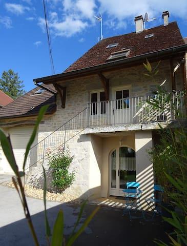 Studio dans Maison typique Vigneronne - L'Étoile - Flat