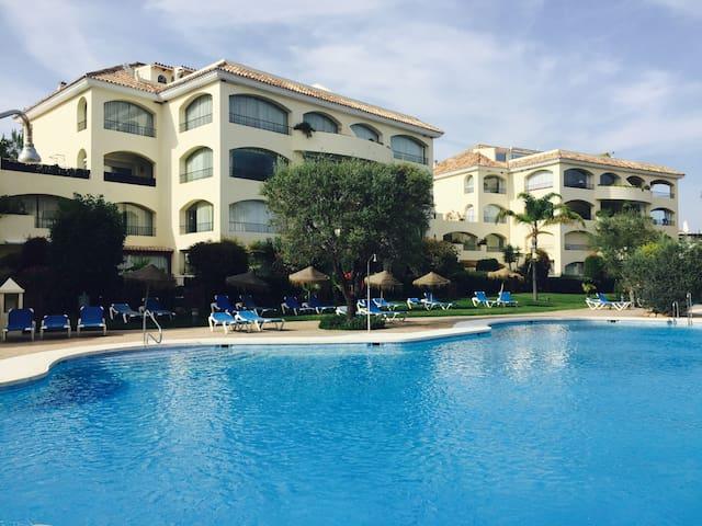 Vista Hermosa Marbella apartment