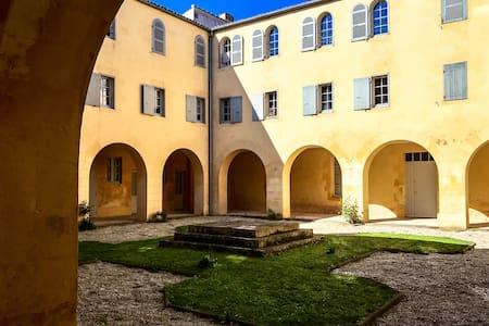 Appartement hyper centre dans un lieu historique