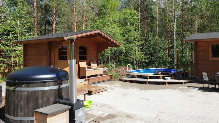 Lucky Kalajärvi 30 minuuttia Seinäjoelta