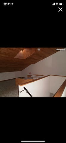 Appartement en duplex de 45 m2
