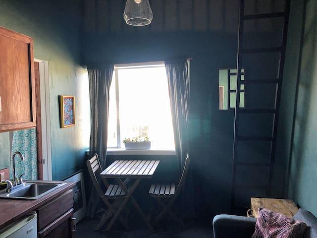Studio Loft at Fossel Farm
