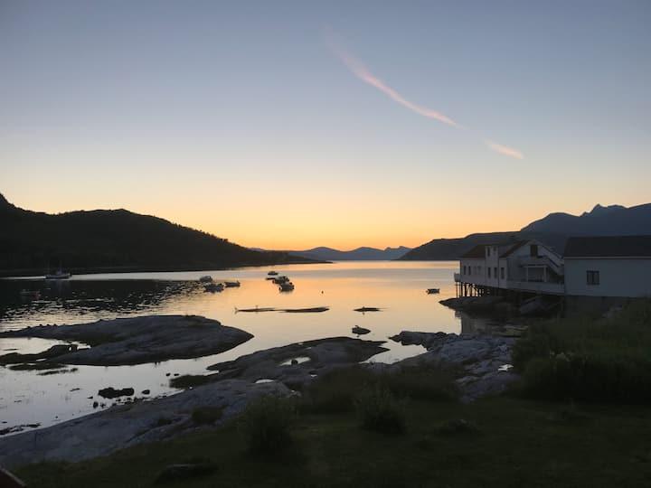 Sjøhus på Kjerringøy