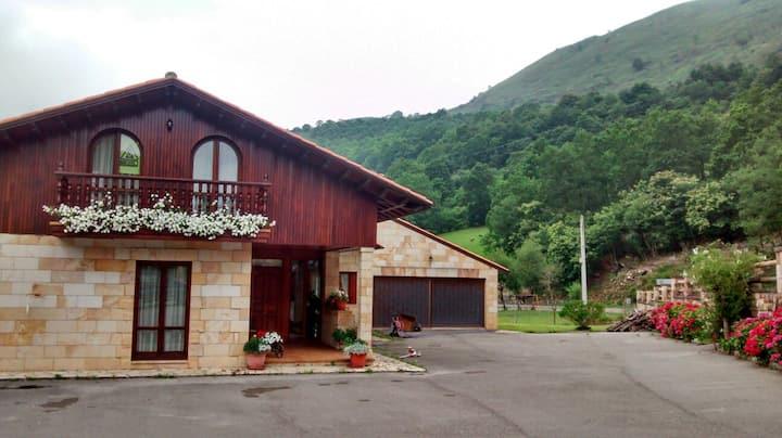 Casa La Vueltapiedra. Correpoco