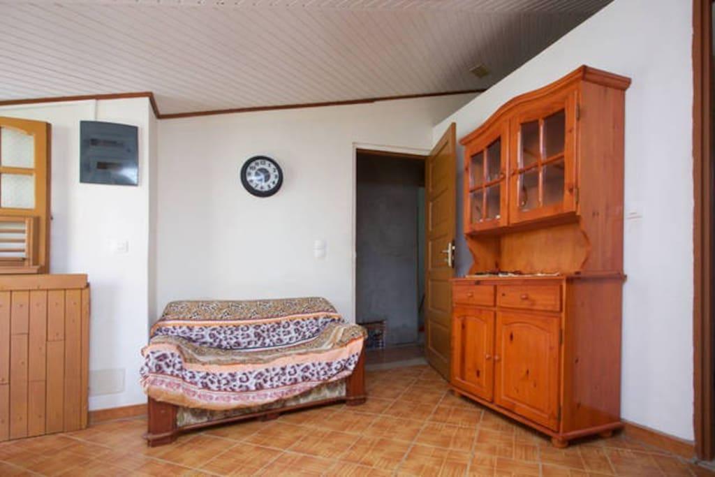 le salon -living room-