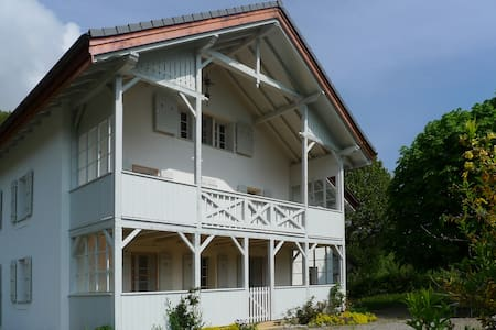Family House in the Swiss Alps - Haut-Intyamon - Huis