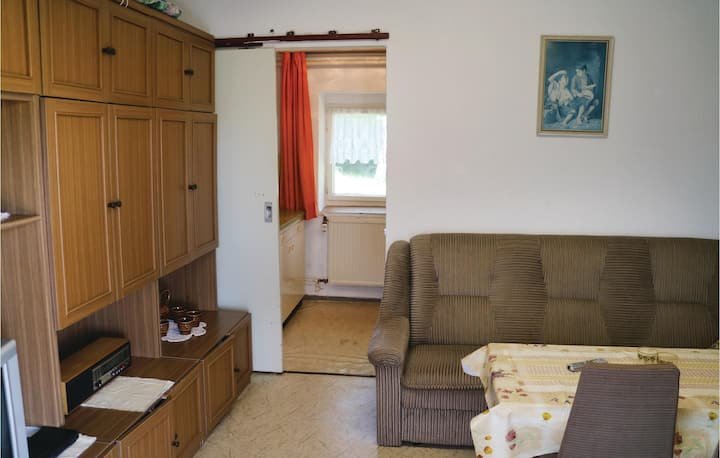 Terraced house with 1 room on 24m² in Bresewitz
