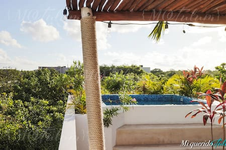 2 bedroom Apartment In Aldea Zamá With Private Rooftop and Pool*