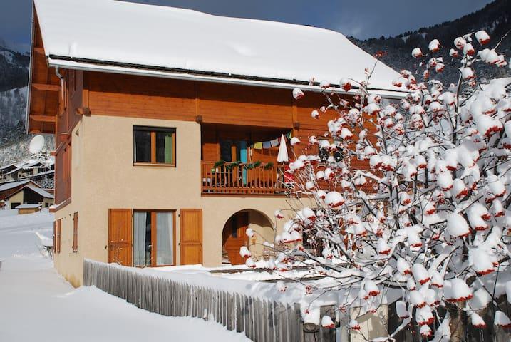 Appartement pour 2/3 personnes calme et lumineux - Ceillac - Byt
