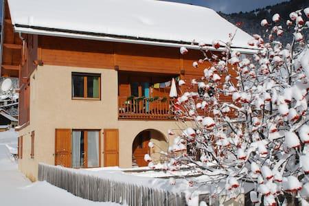 Appartement pour 2/3 personnes calme et lumineux - Ceillac