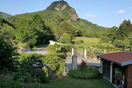 Jolie maison au coeur des Pyrénées - Urs - Casa