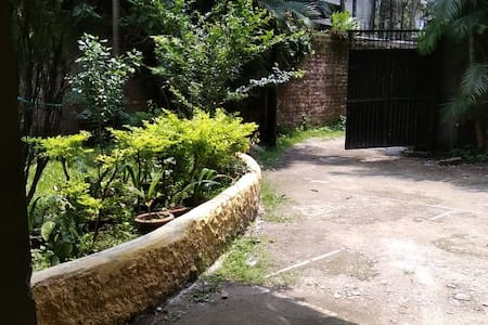 Centrally located, garden facing 2BHK - Siliguri