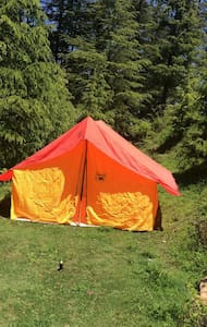 Stunning Hills Camping Tents II