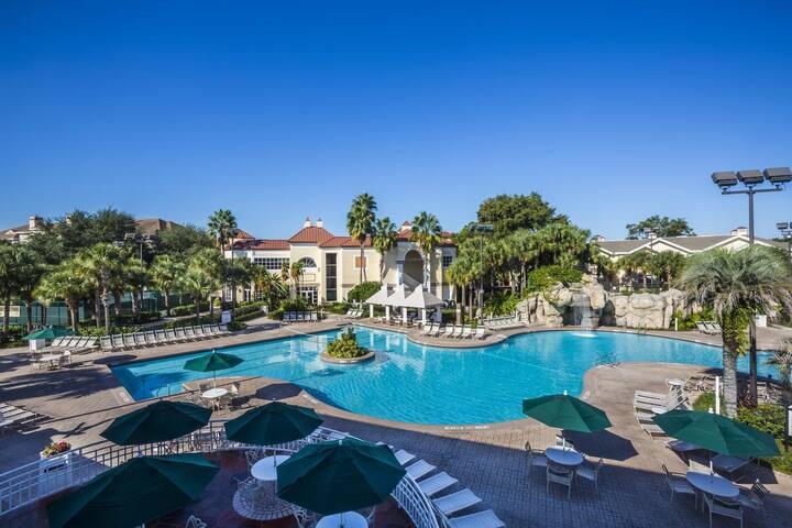 ⭐2 Bdrm Sheraton Vistana Resort Villa Near Disney⭐