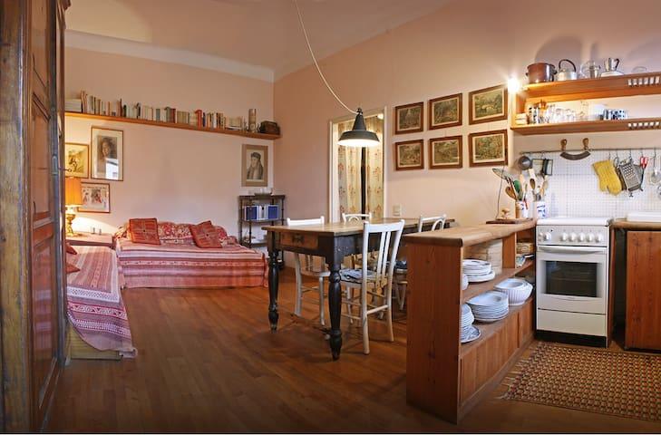 Casa di ringhiera Naviglio Grande