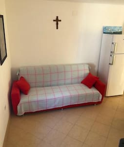 Two bedroom apartment with air-conditioning Susak, Lošinj (A-17303-a)
