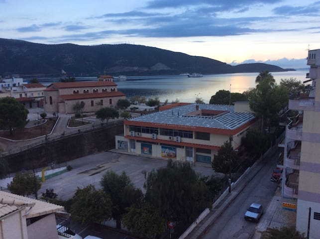 The best view in Igoumenitsa center - Ηγουμενίτσα - Konukevi