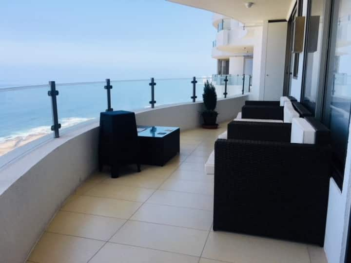 2 bedroom Apt with big terrace and Amazing view!!!