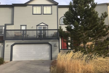2 guest bedrooms in a quiet neighborhood - Castle Rock - Casa