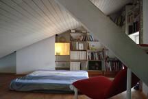 Chambre mezzanine 2