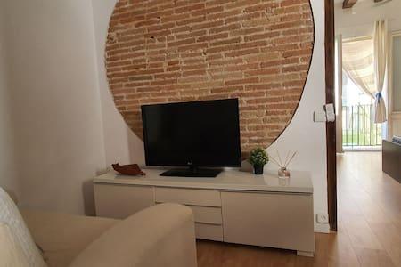Coqueto y luminoso! 2 habitaciones/5' Universidad