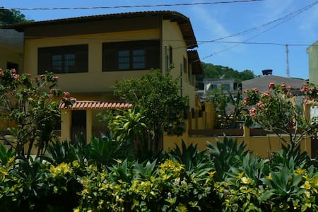furnished house season in Marataizes ES Brazil
