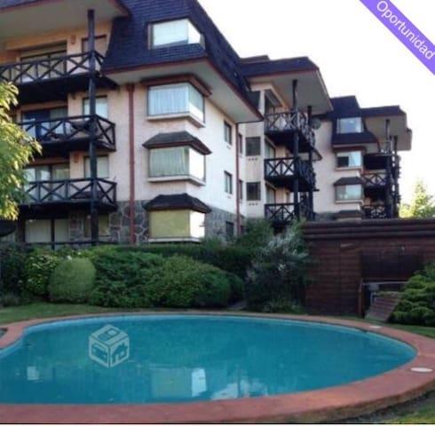 Departamento Frente Lago Villarrica - Villarrica - Appartement
