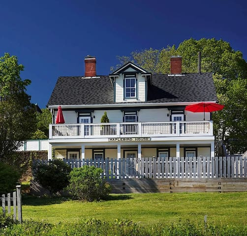 Maplebird House - Lincoln Room