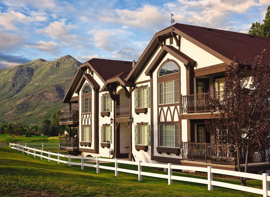 2 Bd Twin Worldmark Midway Ut No Cleaning Fee Iniums For In Utah United States