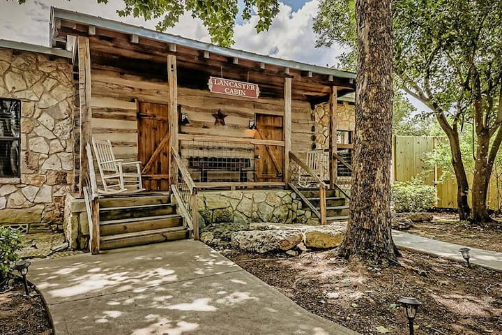 Lancaster Cabin 1
