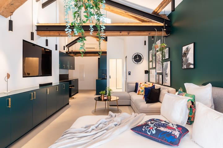 Mini-Loft Green Place