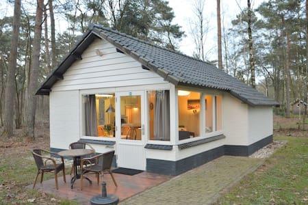Acogedora casa de vacaciones en Stramproy con terraza