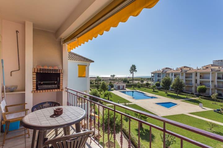 Vilamoura - 1 bedroom with seaview - Quarteira - Apartment