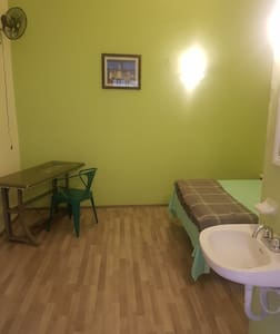 Room in downtown Tehuacan - VERDE (#2)