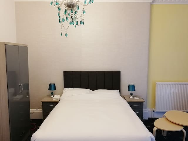 Delux Double Room with Kitchen