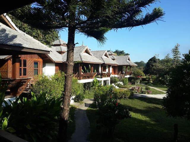 pai river villa - Tambon Wiang Tai - Bungalow