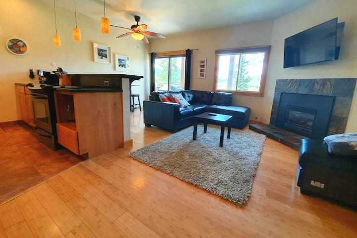 Perfect to Ski Keystone & Breck, private home