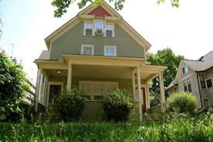 Great Single Room for sublet! - Ann Arbor - Huis