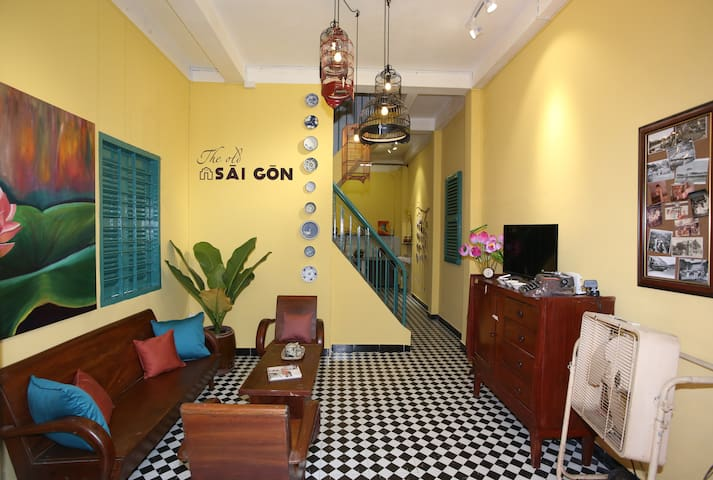 #2 Live like local⭐Saigon alley home & Street food