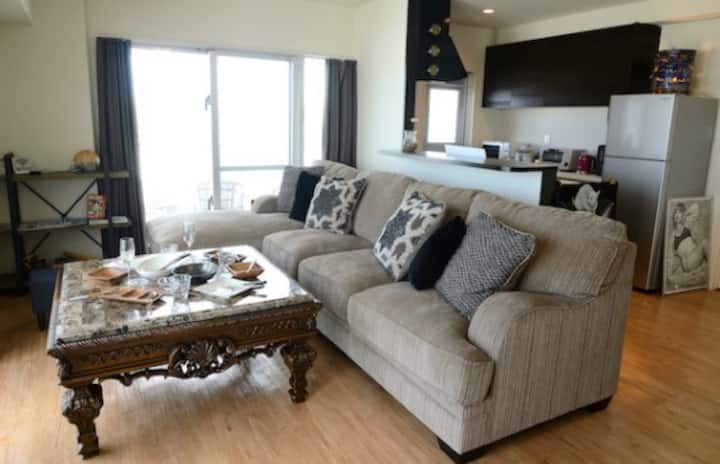 Great ocean view★Beach front Condo★for Family