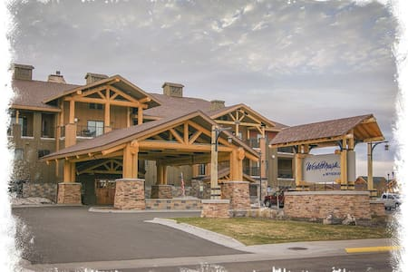 West Yellowstone, Worldmark 2B Condo - 西黃石